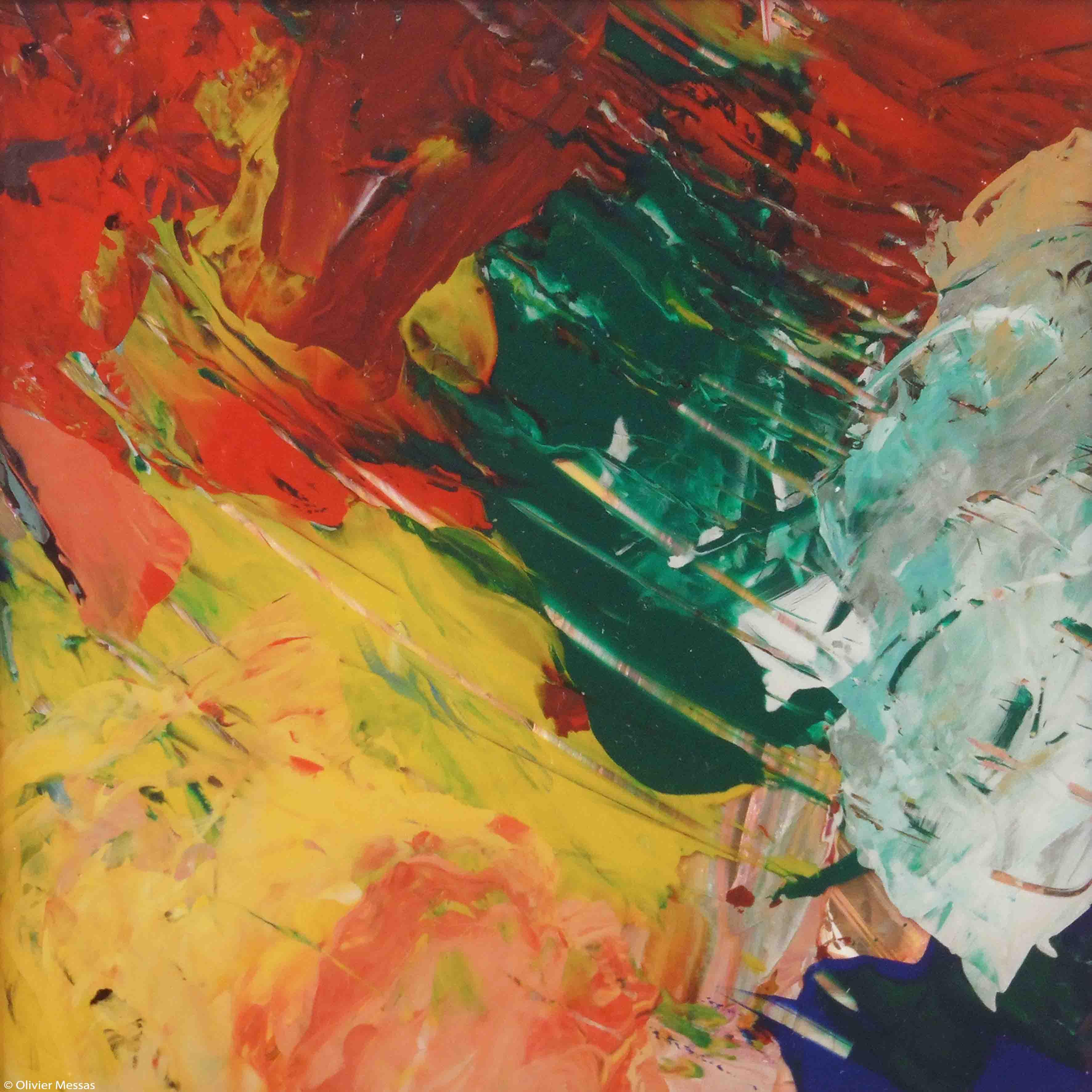 Palette 5, 13x13cm