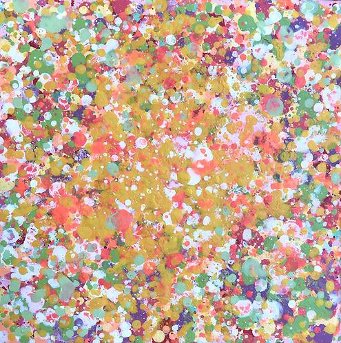 Mimosa... | 20x20cm