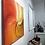 Thumbnail: Esprit de lumière... II | 60x60cm