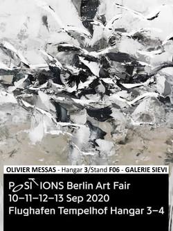 POSITIONS 2020 BERLIN ART FAIR
