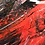 Thumbnail: Coup de foudre... II | 80x80cm