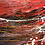 Thumbnail: Tempérament de feu... | 100x50cm