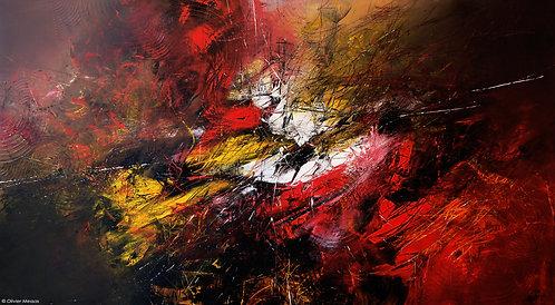 Expression libre... | 100x180cm