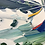 Thumbnail: À deux en mer... | 40x40cm🔴