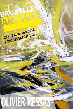 ART3F BRUXELLES 2018