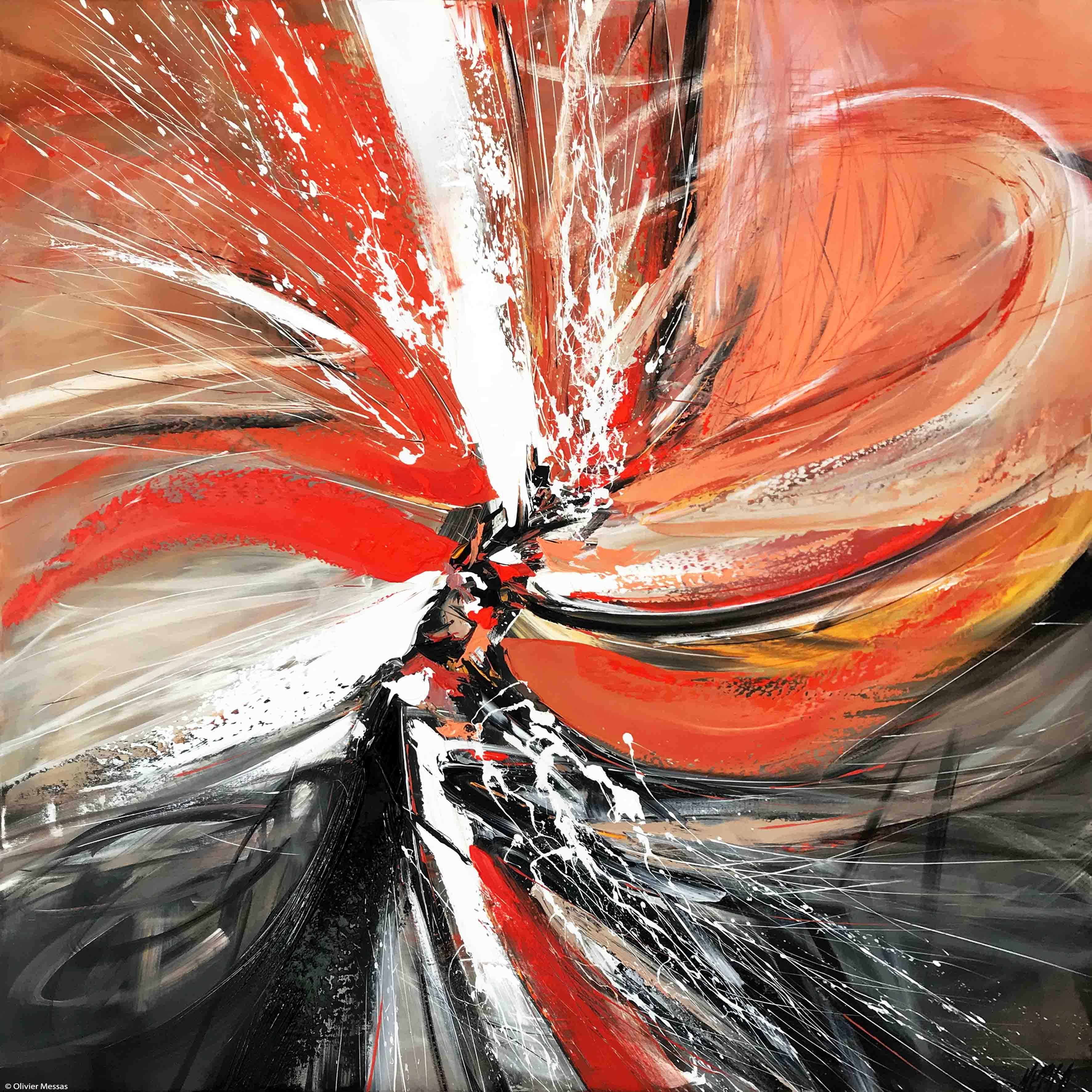 Energie | 120x120cm