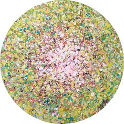 Les couleurs du printemps...   50cm