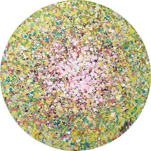 Les couleurs du printemps... | 50cm