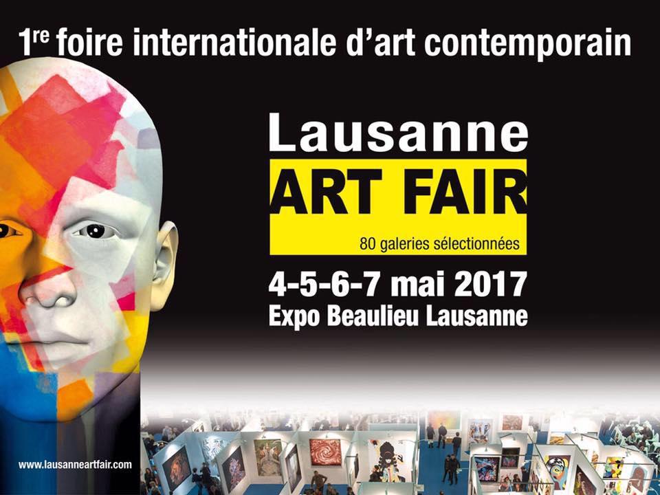 LAUSANNE ART FAIR 2017