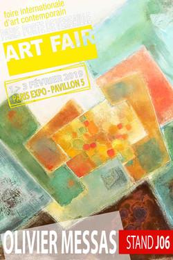 PARIS ART FAIR 2019