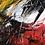 Thumbnail: Expression libre... | 100x180cm