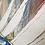 Thumbnail: Les voiles blanches... | 40x160cm