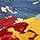 Thumbnail: Régate en Croatie...   130x100cm