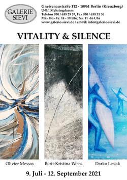VITALITY & SILENCE... (2021)