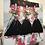 Thumbnail: Les 3 Geishas... | 80x80cm
