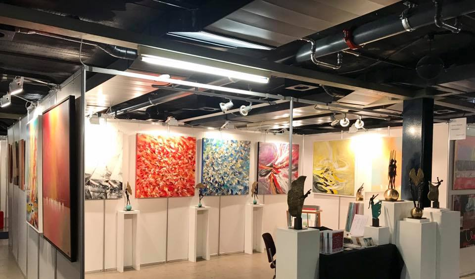 MONTREUX ART GALLERY 2018