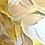 Thumbnail: L'envolée de Lumière... V | 20x20cm🔴
