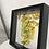 Thumbnail: COMPOSITION VII   27x60x5cm (2 oeuvres sur papier et encadrées)
