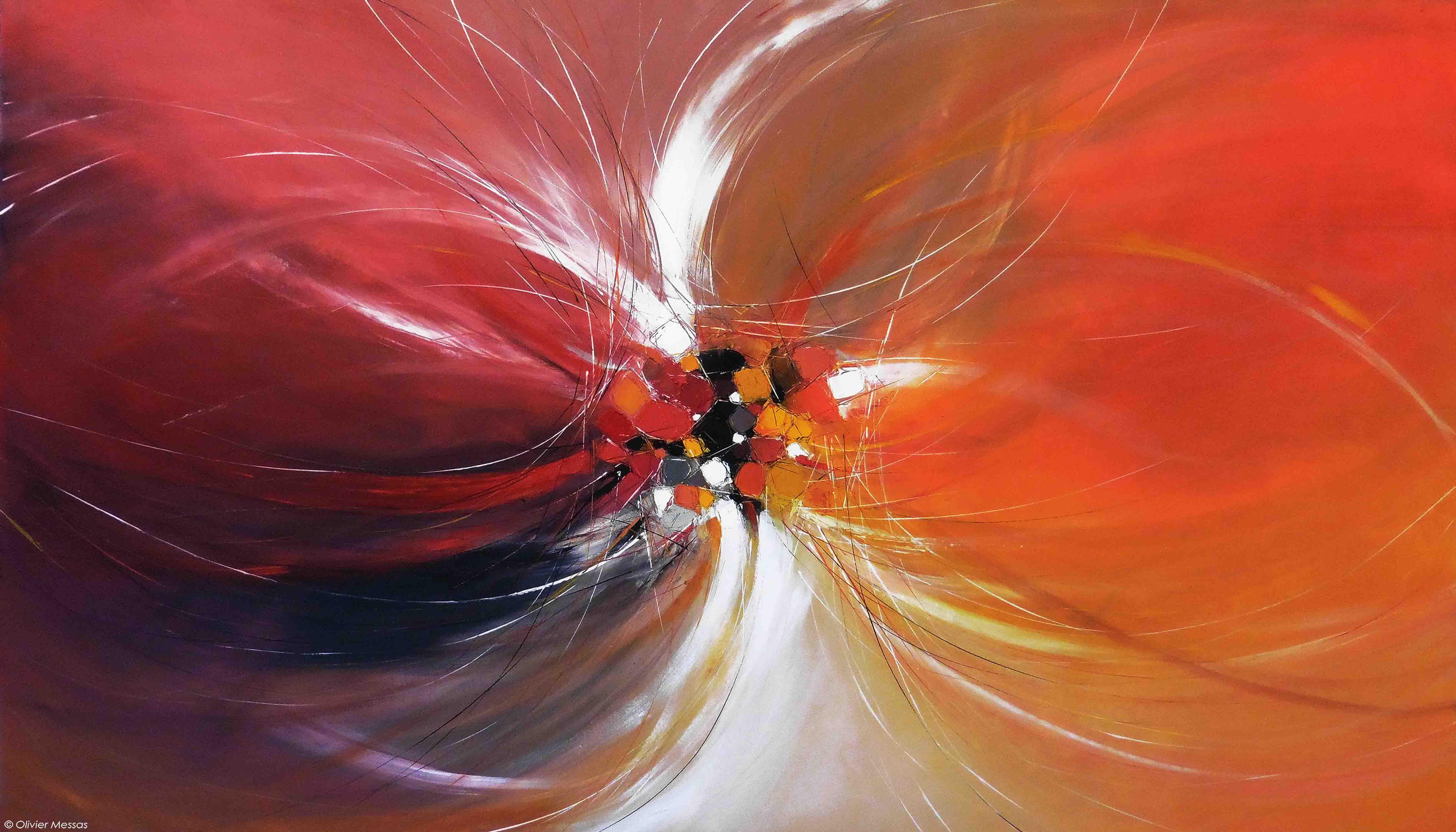 Expression libre - 100x170cm