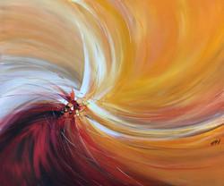 Expression libre... II, 100x120cm
