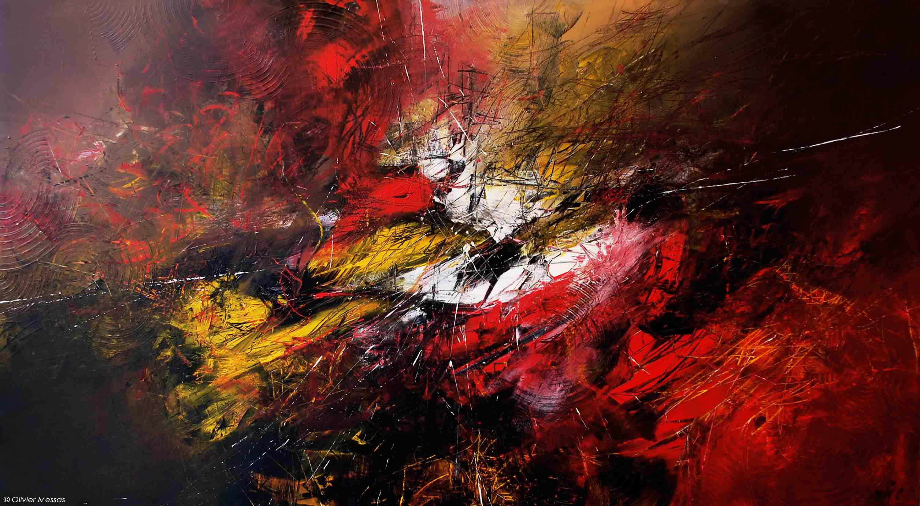 Expression libre I - 100cm x 180cm