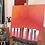 Thumbnail: Les voiliers du crépuscule...   70x70cm