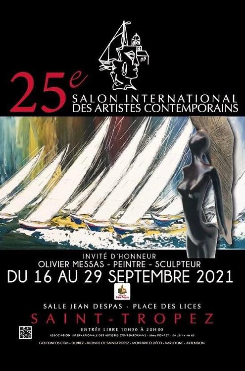 POSTER «Saint-Tropez 2021»