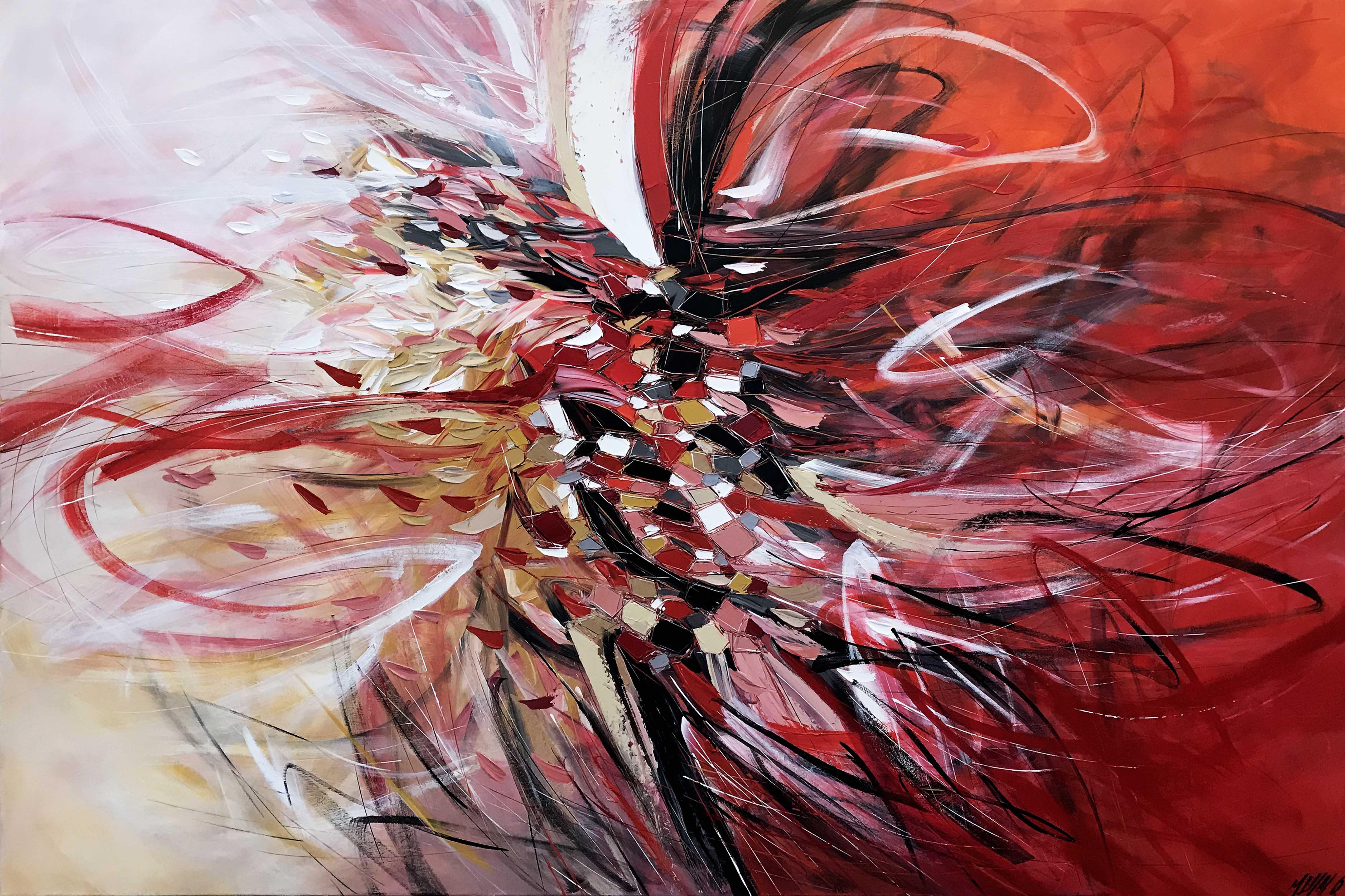 Renaissance... | 120x150x2cm