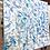 Thumbnail: Battements...   80x80cm