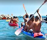 Pour une activité insolite sur le port de la ville, nous vous invitons à découvrir Naples depuis son meilleur point de vue : la mer ! Ensemble vous aurez la possibilité de partir en kayak avec nos guides francophones. Dans la matinée ou au coucher de soleil, nous vous attendons pour ce beau challenge nautique !