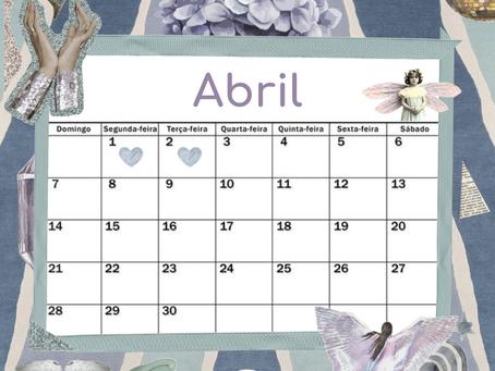 Abril - Sementes