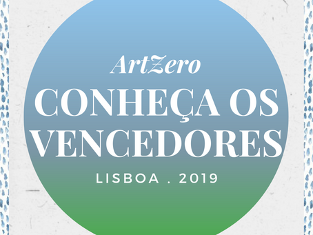 Os vencedores do Artzero 2019!