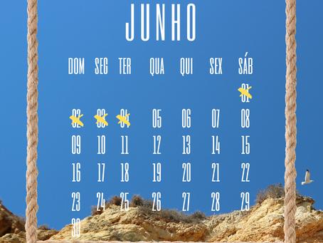 Junho, o mais verde do verão