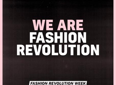 Você conhece a Fashion Revolution?