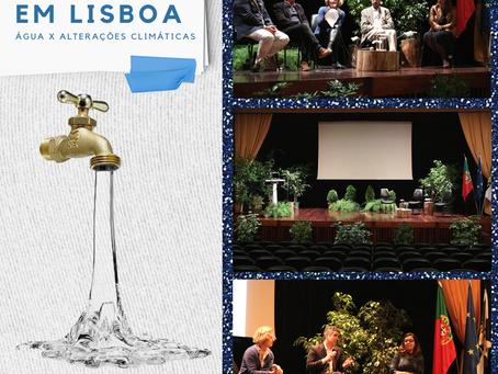 Dia da Água 2019 em Lisboa!
