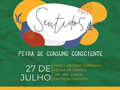 Sentidos - Feira de consumo consciente em Lisboa!
