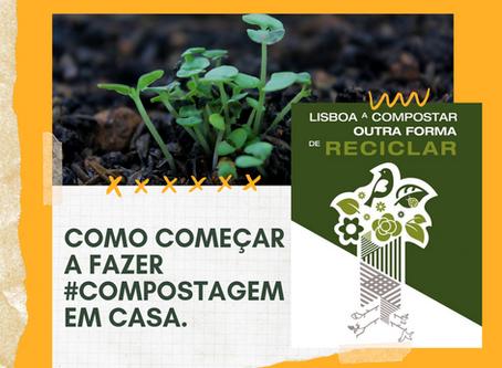 Lisboa a Compostar na #FeiraSentidos