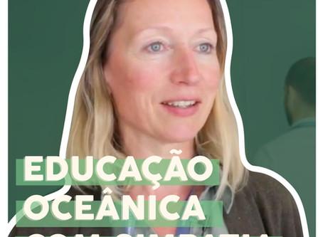 Educação sobre Oceanos #LivreParaImpactar