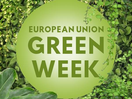 Começa a Semana Verde da União Europeia!