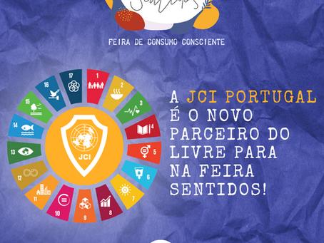 JCI Portugal na Feira Sentidos!