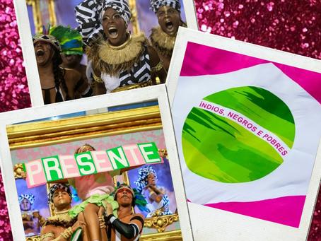As mensagens do Carnaval