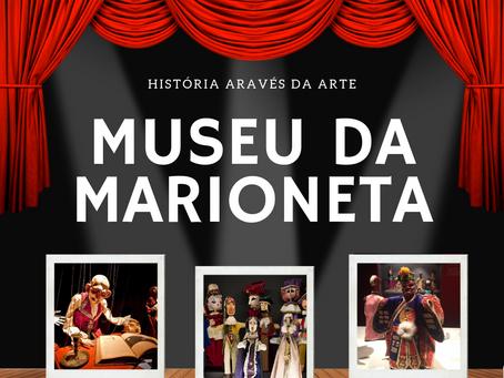 Marionetas, arte & histórias