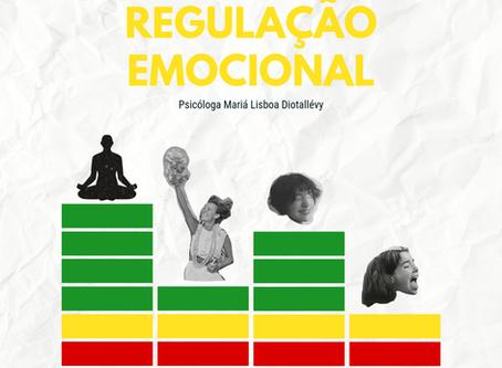 Livre Para Refletir: Regulação Emocional