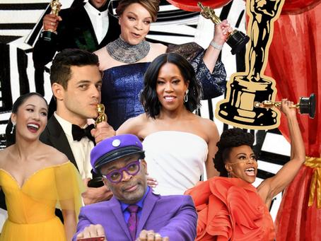Representatividade importa: Oscars 2019