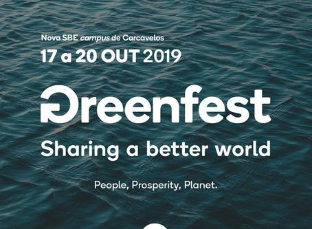 Livre Para no Greenfest 2019!