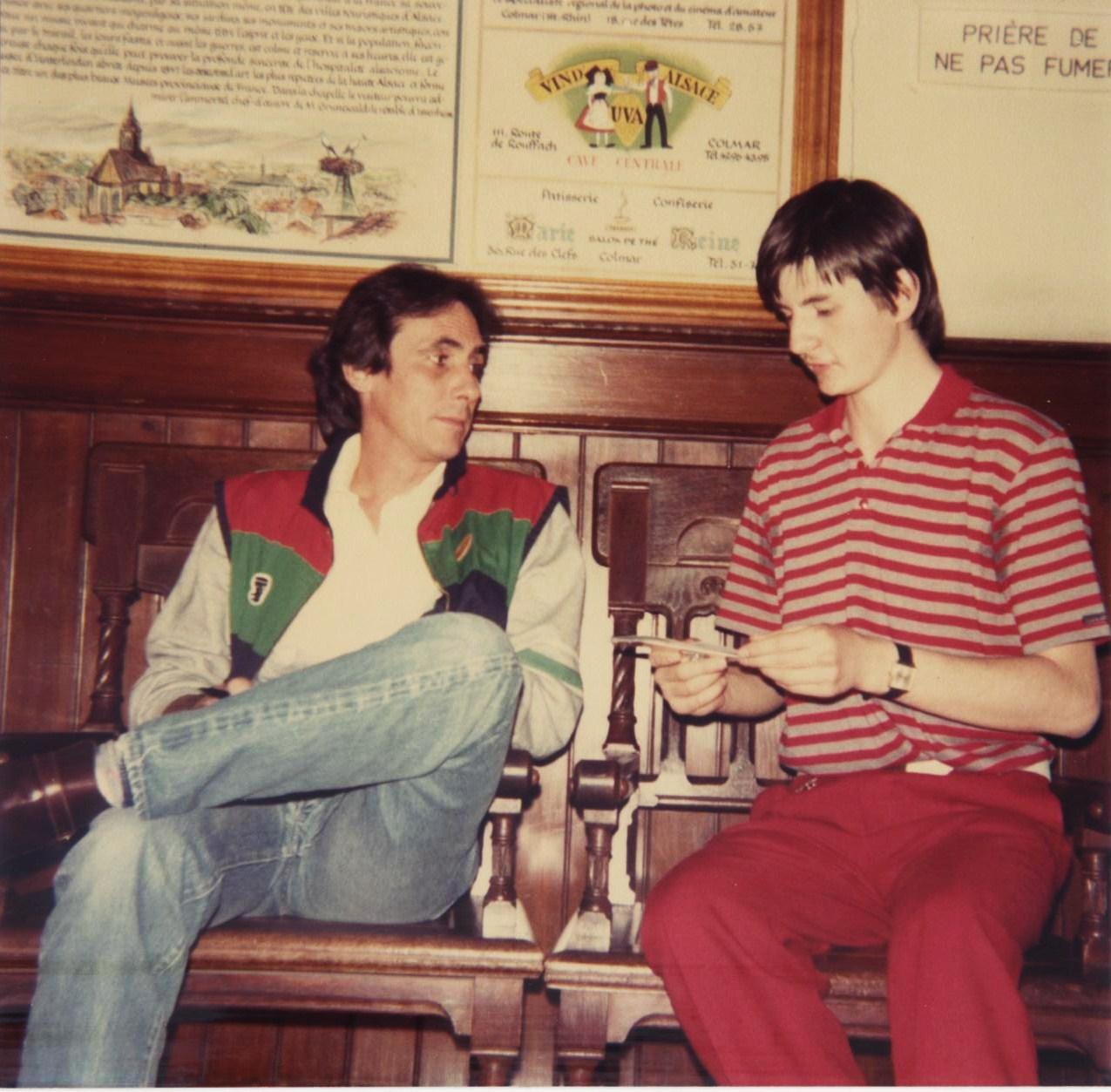 Thierry et Philippe Lavil pour Radio Mus