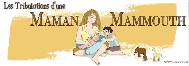 Les tribulations d'une maman mammouth.jp
