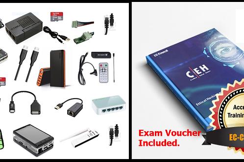 Cyber Toolkit - Plus CEH Exam Prep - Ultimate Bundle