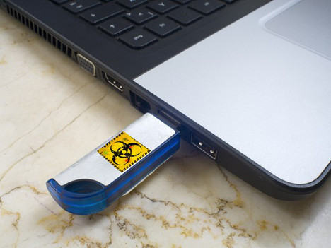 New self-protecting USB trojan able to avoid detection