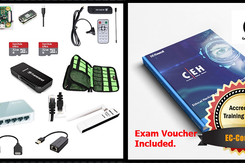 Cyber Toolkit Mini - Plus CEH Exam Prep Bundle